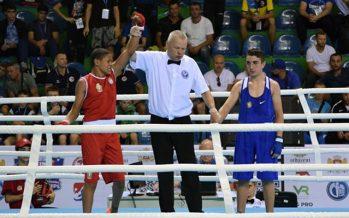 Vlasotinački bokser peti u Evropi