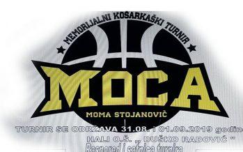 """Memorijal """"Moma Stojanović Moca"""" za vikend u Nišu"""