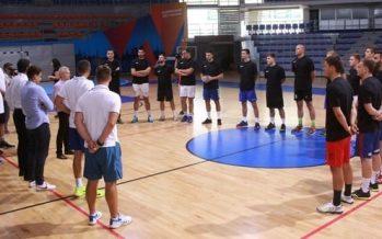 Želja počeo pripreme sa novim trenerom
