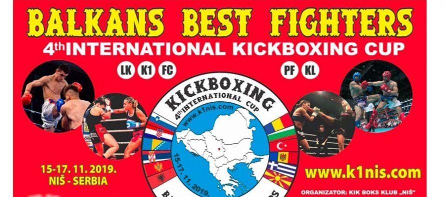 """Balkan Best Fighters"" ove godine ima i humanitarni karakter"