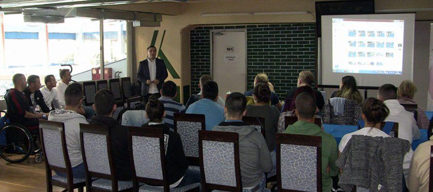 U Nišu održan seminar iz oblasti adaptivnog fizičkog vežbanja (VIDEO)