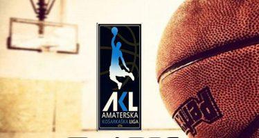 Kreće jubilarna 5. sezona Amaterske košarkaške lige