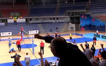 Trijumfom u derbiju odbojkaši Niša stigli do drugog mesta (VIDEO)
