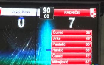 Rekordna pobeda Radničkog u Ivanjici