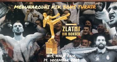 "Kik boks spektakl u Čairu – ""Zlatni kik bokser"""