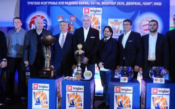 Izvučeni parovi Kupa Radivoj Korać – spektakl u najavi (VIDEO)