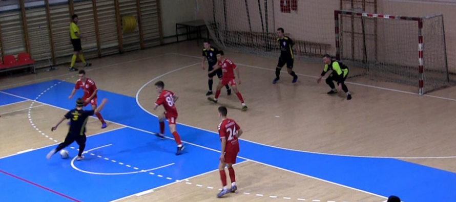 Aleksinac u finalu Kupa FS RIS-a u futsalu (VIDEO)