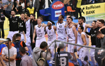 KRK 2020: Partizan granitnom odbranom do finala