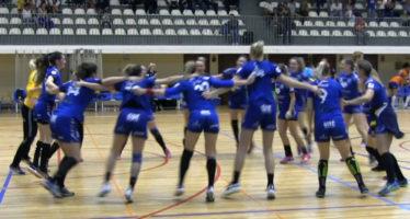 Naisa u polufinalu EHF Čelendž kupa (VIDEO)