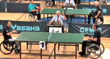 Sport za osobe sa invaliditetom u Nišu (VIDEO)