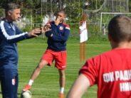 Radoslav Batak pred Mladost: Bez discipline nema uspeha