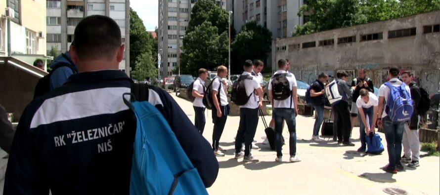 Završno okupljanje rukometaša Železničara u ovoj sezoni (VIDEO)