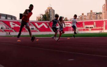 """Atletičari """"Železničara"""" ponovo na zajedničkim treninzima (VIDEO)"""