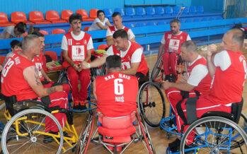 Kadrovsko pojačanje u klubu košarkaša u kolicima