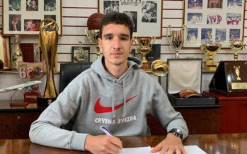 Još jedan mladi košarkaš napustio Niš – iz OKK Juniora prešao u Crvenu zvezdu