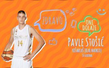 ONI DOLAZE: Pavle Stošić (VIDEO)
