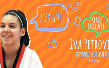 ONI DOLAZE: Iva Petrović (VIDEO)