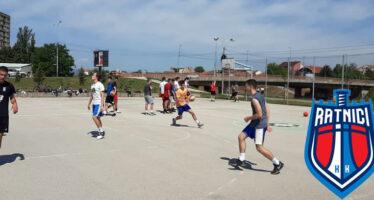 Ratnici na košarkaškoj sceni