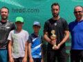 Milojević osvojio pehar na izuzetno jakom turniru TSS toura u Nišu (VIDEO)