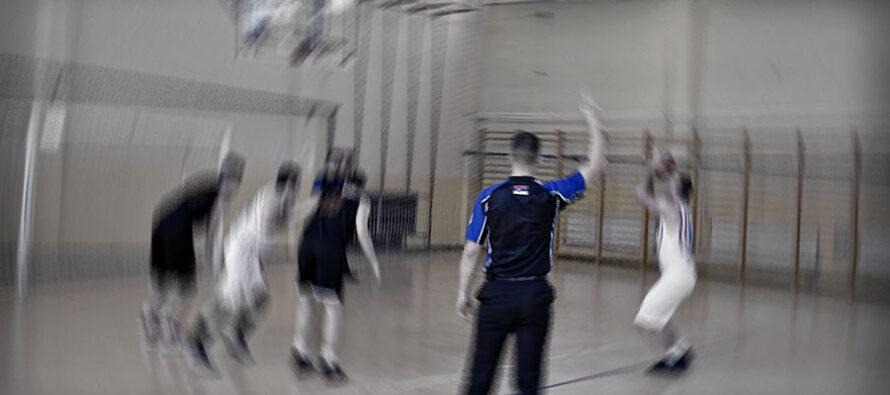 Obuka za košarkaške sudije