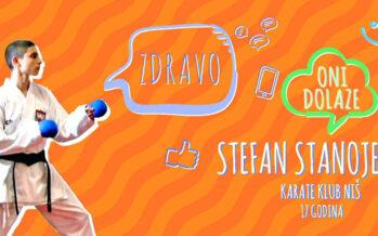 ONI DOLAZE: Stefan Stanojević (VIDEO)