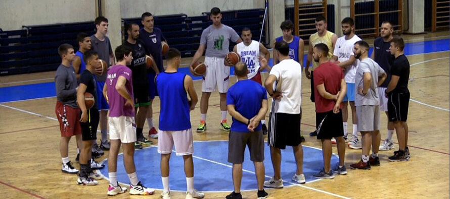 Konstantin sa neskrivenim ambicijama počeo pripreme za novu sezonu (VIDEO)