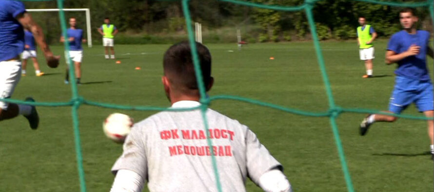 Srpskoligaški debi iz snova Mladosti iz Medoševca (VIDEO)