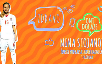 ONI DOLAZE: Mina Stojanović (VIDEO)