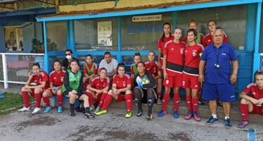 Treća pobeda u nizu za fudbalerke Radničkog (VIDEO)