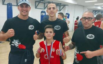 Medalje za mlade niške boksere