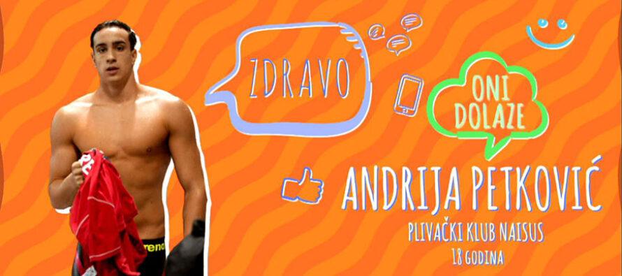 ONI DOLAZE: Andrija Petković (VIDEO)