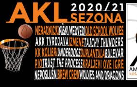 Šesta sezona AKL počinje za vikend