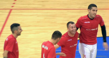 Oba niška futsal prvoligaša trijumfovala bez primljenog gola (VIDEO)