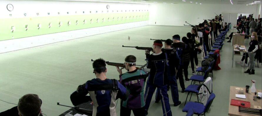 Republičko školsko prvenstvo održano u novoj streljani u Nišu (VIDEO)