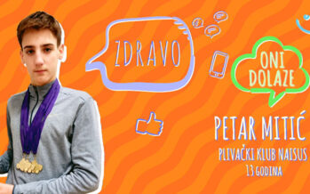 ONI DOLAZE: Petar Mitić (VIDEO)
