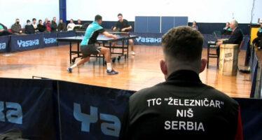 Stonoteniseri Železničara savladali Partizan (VIDEO)