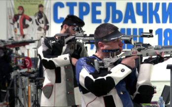 U Nišu se održava prvenstvo Srbije u streljaštvu (VIDEO)