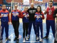 Bokseri Viteza i dalje najuspešniji u Ligi Boks saveza jugoistočne Srbije