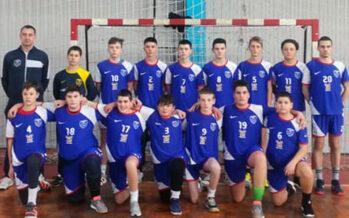 Mladi niški rukometaši na pripremama Reprezentacije centralne Srbije