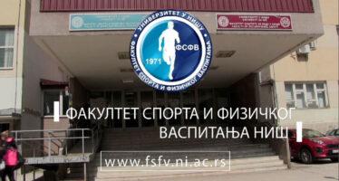 Niški Fakultet sporta i fizičkog vaspitanja spreman za upis novih studenata (VIDEO)