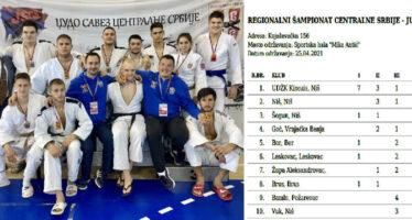 Perfektan skor i apsolutna dominacija Kinezisa na Prvenstvu Centralne Srbije za juniore