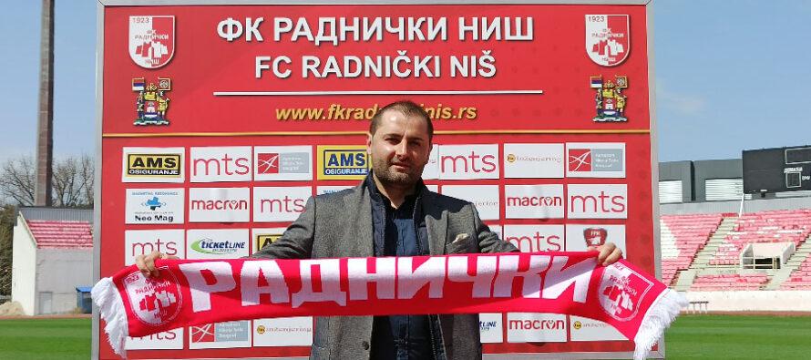 Aleksandar Stanković ponovo na klupi Radničkog