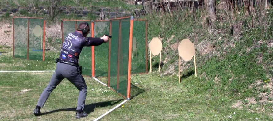 Strelište u Malči središte praktičnog streljaštva u regionu (VIDEO)
