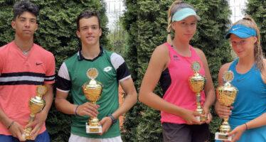 Završen međunarodni ITF turnir na terenima TAŽ-a