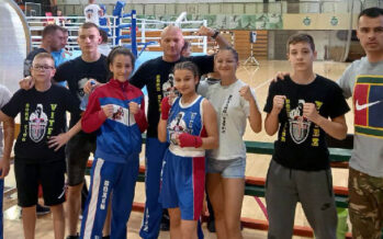 6 medalja za boksere Viteza na Prvenstvu Srbije