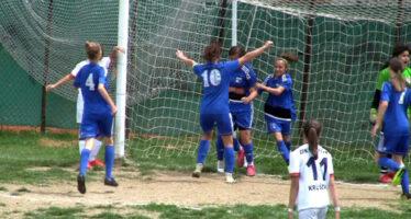 Mlade fudbalerke Radničkog sjajne u derbiju sa Napretkom (VIDEO)