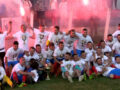 Fudbaleri Aluminijuma i zvanično šampioni Prve niške lige (VIDEO)