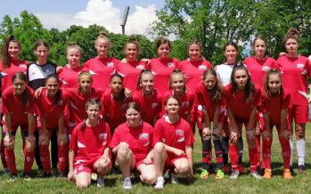 Devojčice Radničkog proslavle titulu i plasman na završni turnir (VIDEO)