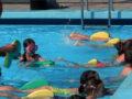 Najmlađi Babušničani raspust provode u školi plivanja (VIDEO)