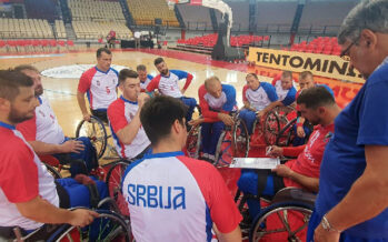 Evropsko prvenstvo košarkaša u kolicima ipak ne protiče bez Nišlija